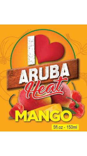 I Love Aruba Heat - Mango
