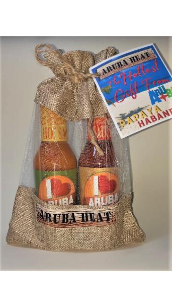 Aruba Heat Gift Package Papaya & Habanero